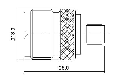 SMA Socket to UHF Socket